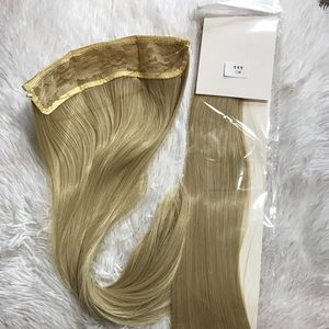 bb226e028fa ... Belle Hair Extensions dirty blonde ...
